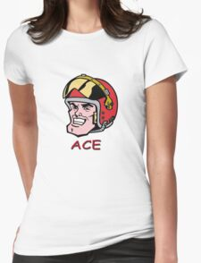 Ace Pilot Womens Fitted T-Shirt