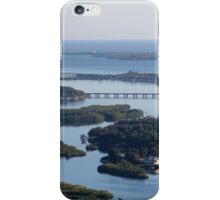 River to Lagoon to Sea iPhone Case/Skin
