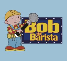 Bob the Barista... Kids Clothes
