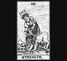 Strength Tarot Card - Major Arcana - fortune telling - occult T-Shirt