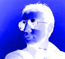 Blue mood by Nick  Haslam