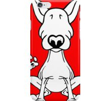 English Bull Terrier 1 iPhone Case/Skin