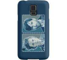 MILLER AND HARDY (2014) - Broadchurch Green Samsung Galaxy Case/Skin