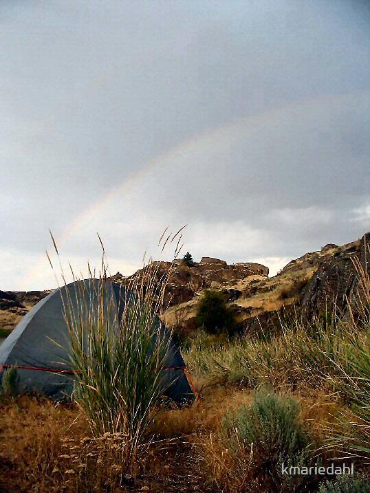Campsite by kmariedahl