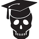 my skull graduated from school by kislev