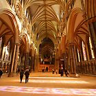 Lincoln Cathedral by Jonathan Cox