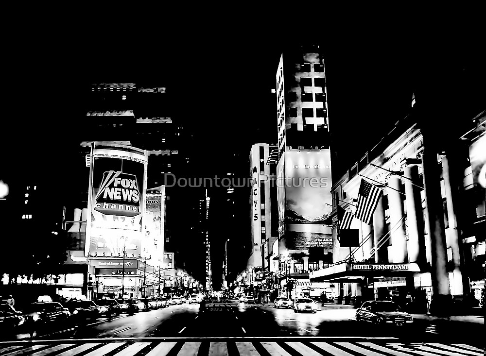 I Love The Night Life by DowntownPictures