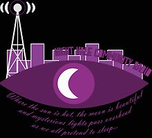 Night Vale Community Radio by Chuppy