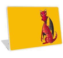 Fire dragon #5 Laptop Skin