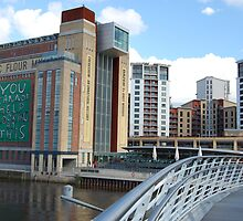 Baltic Centre 1 by Pat Herlihy