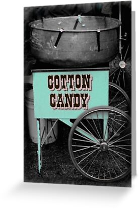Cotton Candy by Trish Mistric