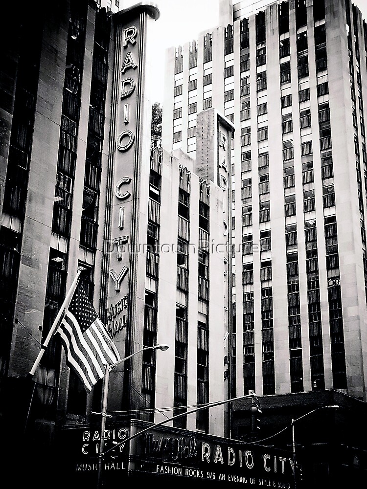 Radio City by DowntownPictures