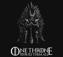 The One Throne by designbyhuman