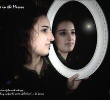 Face in the Mirror by Deborah-Jean McGonigal