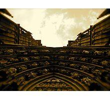 Strasbourg Cathedral - Above Door Photographic Print