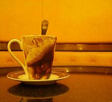Cup of Coffee by Pamela Maxwell