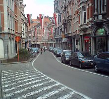 Belgium Street by jetbsso