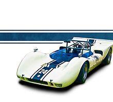 1969 MRC MkII Repco Brabham by Stuart Row