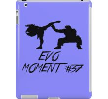 Evo Moment #37 iPad Case/Skin
