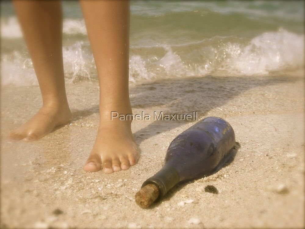 Feet in the Sea by Pamela Maxwell