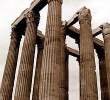 Temple of Zeus by Kara Morris