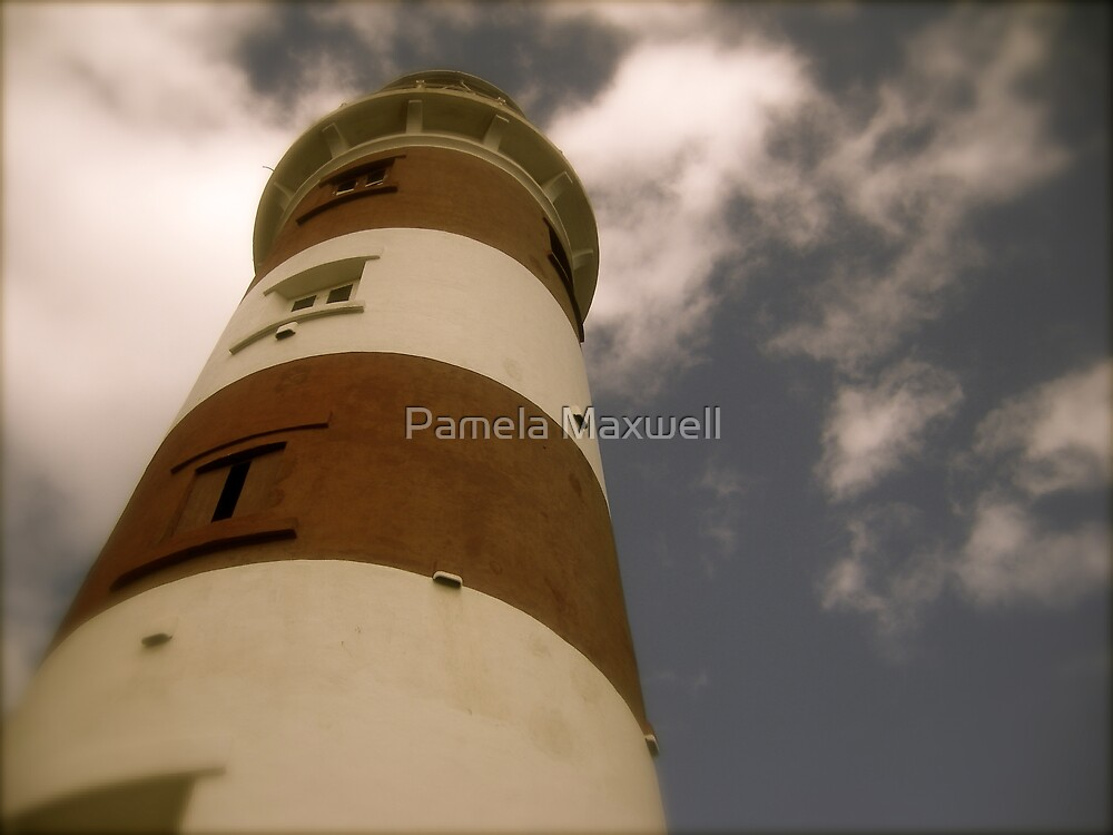 Light House by the Sea by Pamela Maxwell