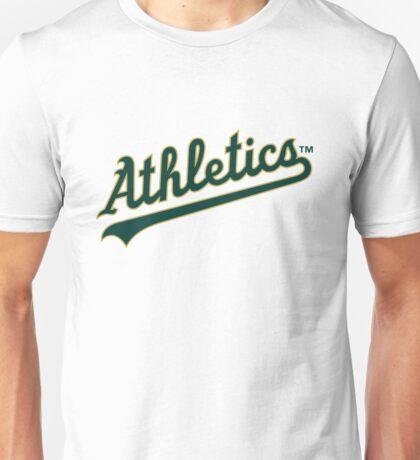 oakland athletics Unisex T-Shirt