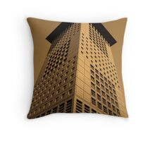 Highrise With A Difference Throw Pillow