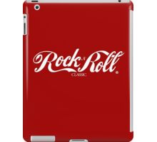 Sex, Coke, Rock & Roll iPad Case/Skin