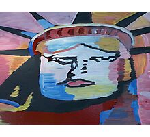 tribute to peter max Photographic Print
