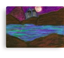 The Spirits Converge Canvas Print