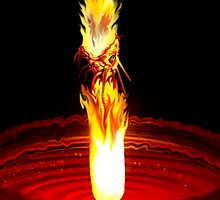 Dragon's Flame by Mien