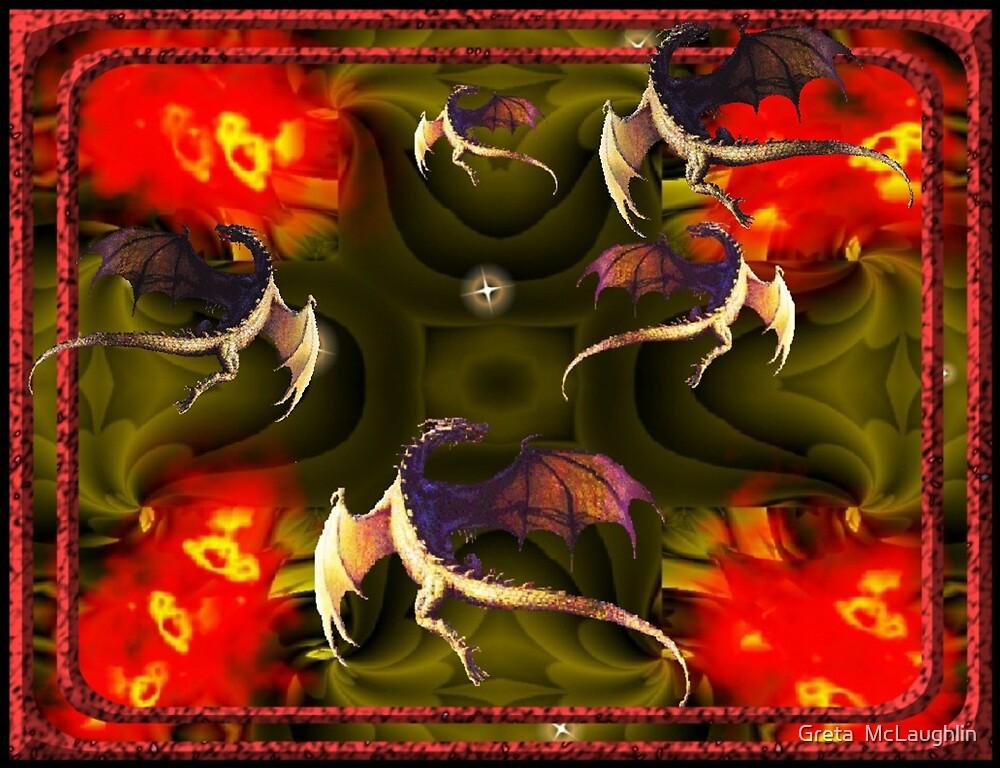 Dragonworld by Greta  McLaughlin