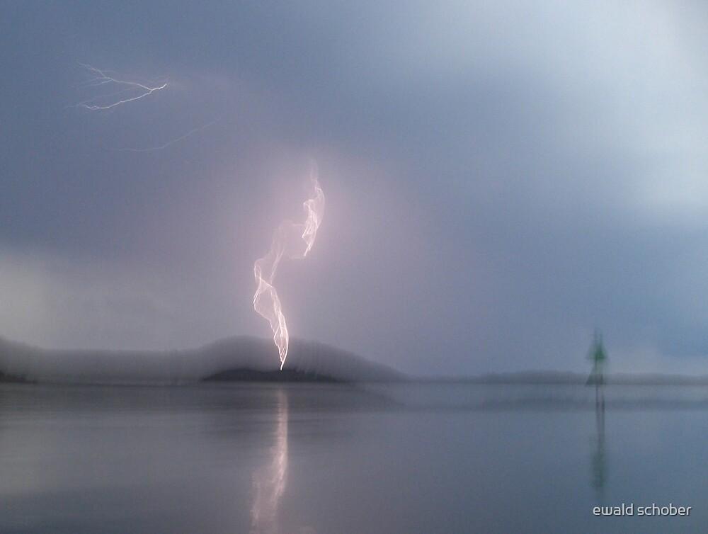 lightning1 by ewald schober