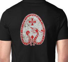 Viking Rune Stone in red Unisex T-Shirt