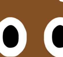 Pile of Poop Emoji Sticker