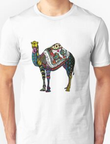 Camel Zentangle T-Shirt