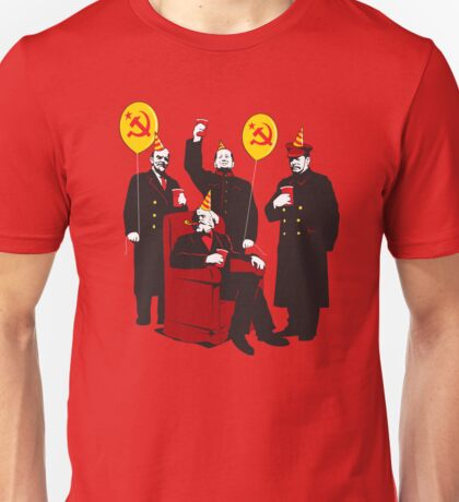 The Communist Party 3: The Communing Unisex T-Shirt