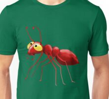 The Big Red Ant Unisex T-Shirt