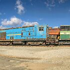 Freight Train - Freight Train - From the Past by TonyCrehan