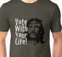 Vote with Your Life - che-jesus Unisex T-Shirt