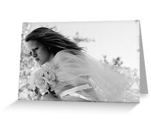 Wedding Photography Greeting Card