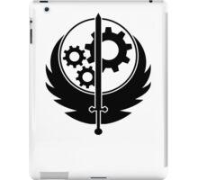 Brotherhood of Steel Logo T-Shirt iPad Case/Skin