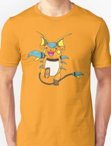 Claunchu - Fusion Pokemon Unisex T-Shirt
