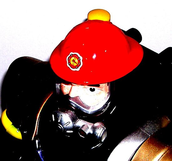 Fireman by enigmatic