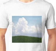 Corn and Clouds Unisex T-Shirt