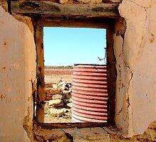 Window Tank by Bryan Cossart