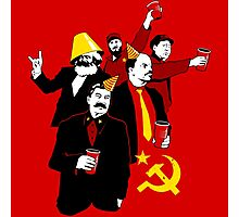 The Communist Party (variant) Photographic Print