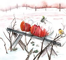 UNEXPECTED SNOW by Marsha Woods