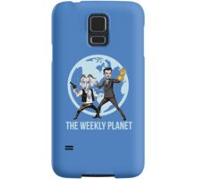 The Weekly Planet Samsung Galaxy Case/Skin